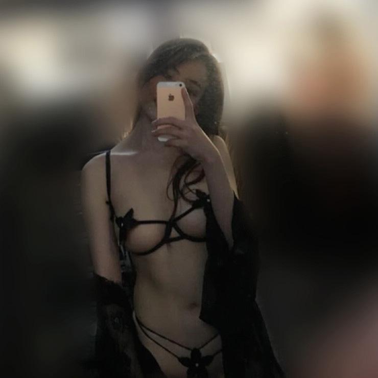 性感情趣内衣骚漏毛三点式开档漏乳挑逗透视激情套装骚漏奶透明