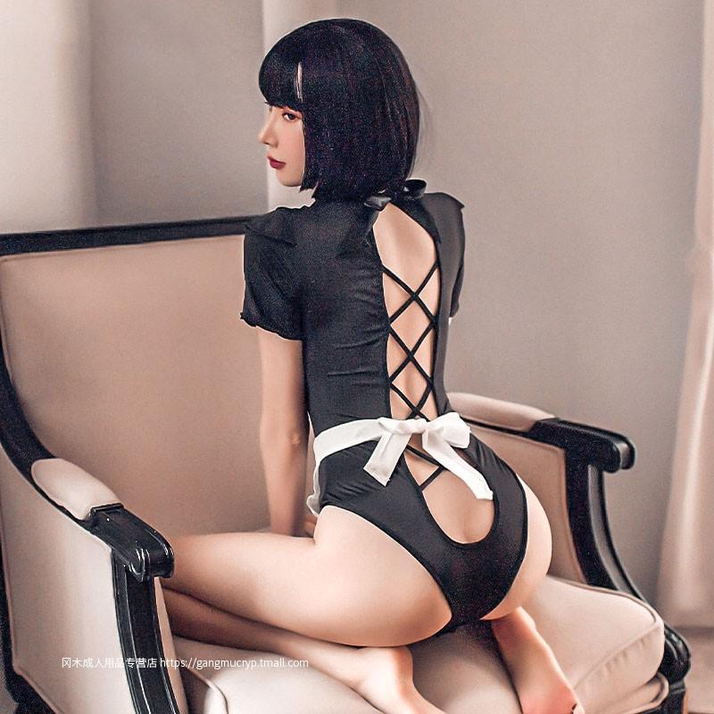 性感情趣内衣激情套装cosplay女仆制服诱惑超骚床上挑逗火辣服装